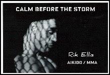<em><strong>Rik Ellis Aikido / MMA Title Fight.</strong></em>