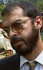 Phillipe Gaillard in Kigali Rwanda, 1994.