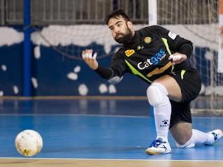 O Goleiro no Futsal