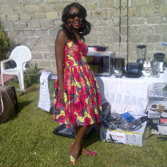 KaKKi Zambian Tradition Kitchen Parties