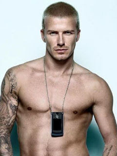 Goli David Beckham download besplatne pozadine slike za mobitele