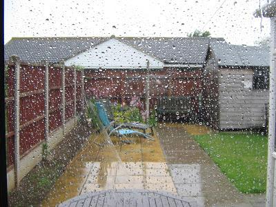 Torrential rain!!
