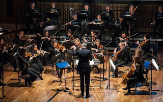 Britten Sinfonia at Saffron Hall - © Roger King