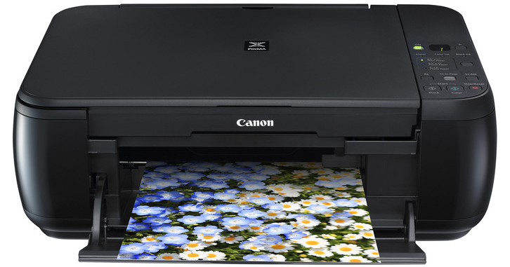 printer driver for the Canon Pixma