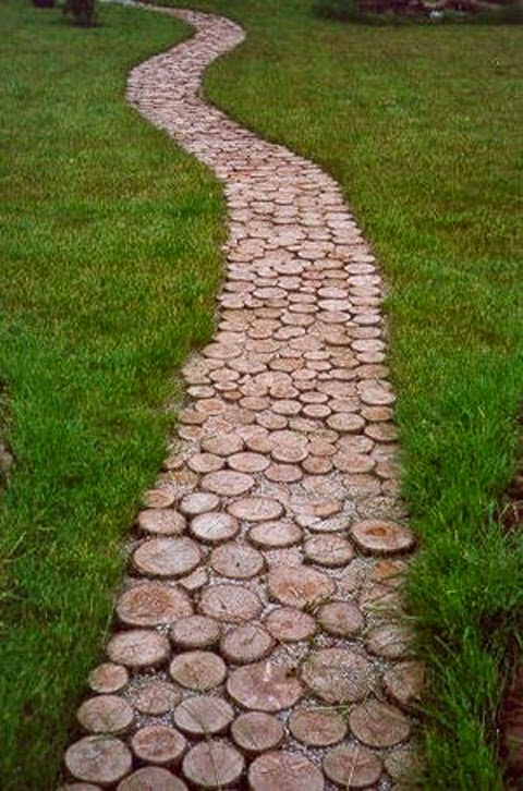 Unique Footpaths Design