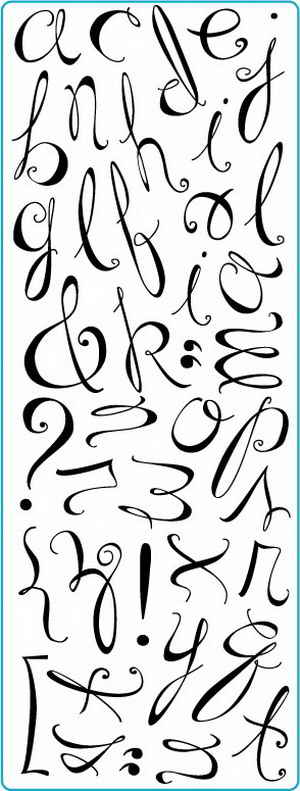 Graffiti Tag Fonts Gelatins Pretty Fancy Letters A Z Style Cool Alphabet Wild Via Stampingcottage