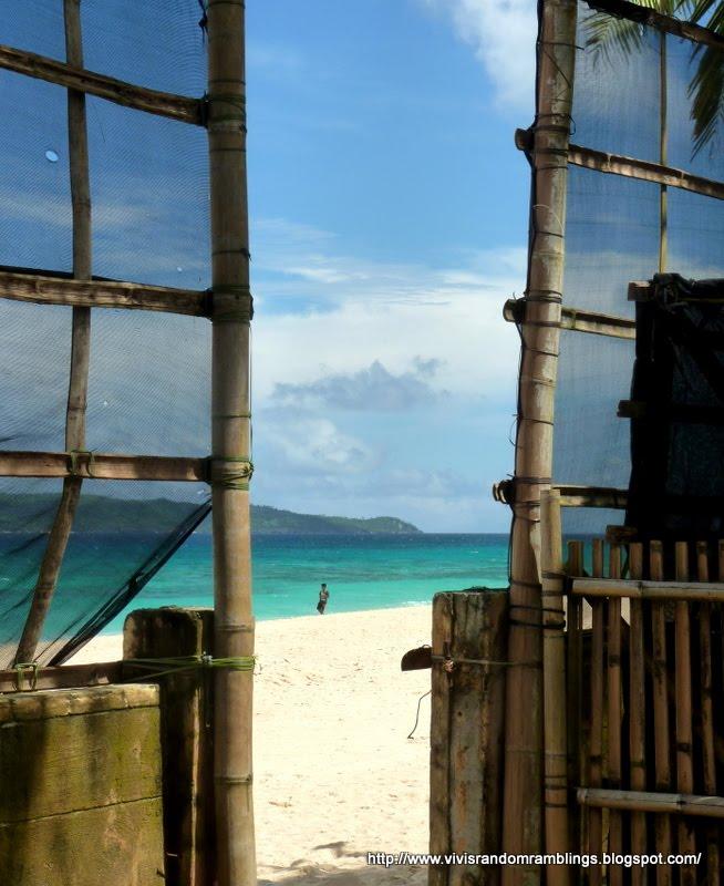 Puka Beach, Boracay Island, Philippines