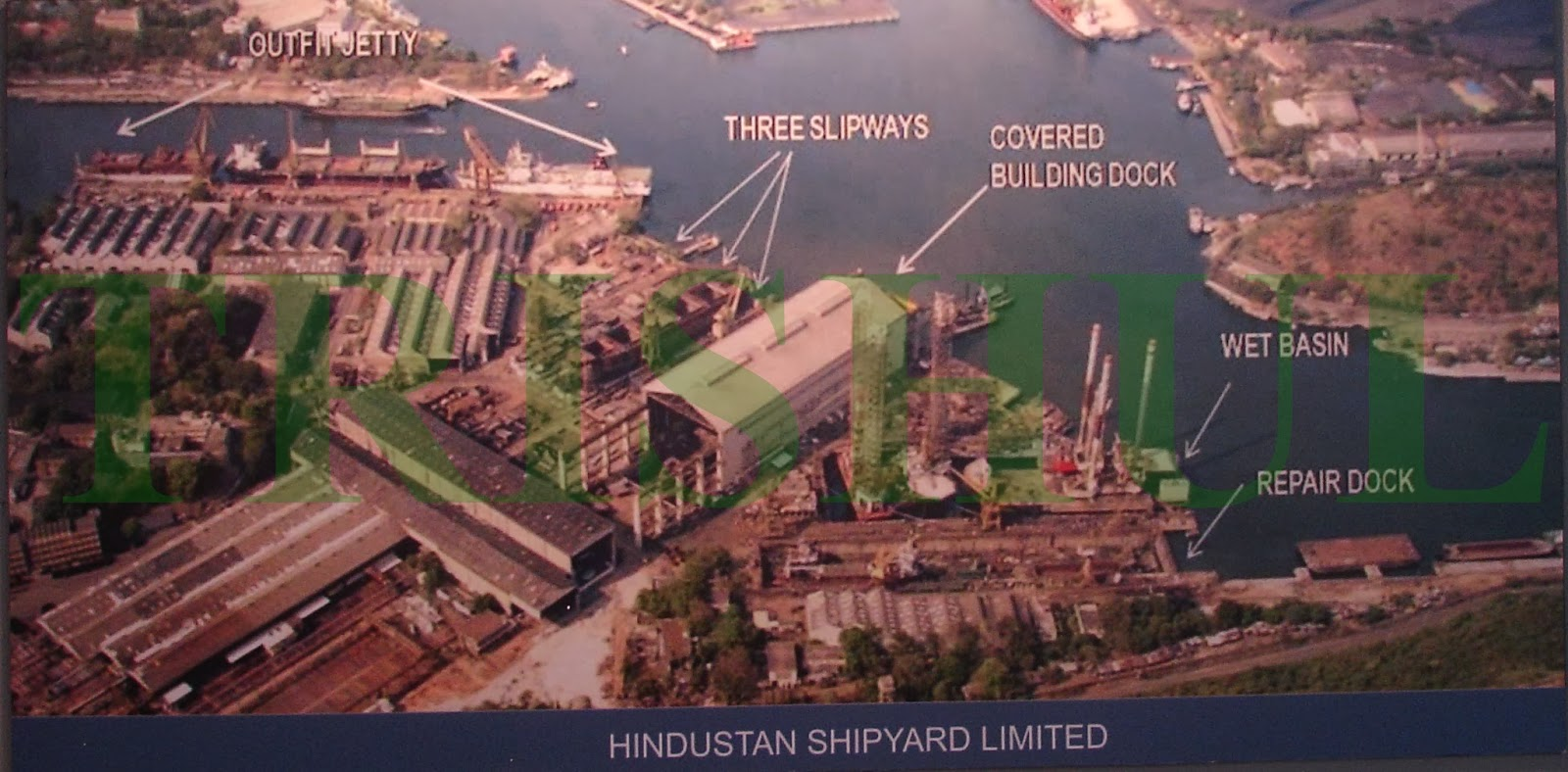 hindustan shipyard annual report 2010