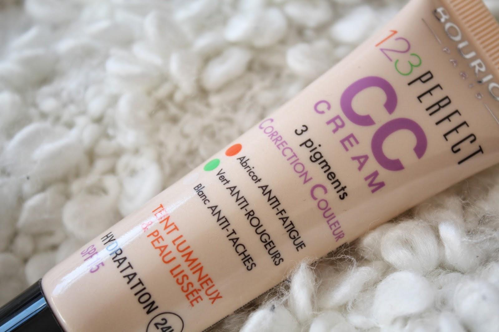 Bourjous 123 Perfect CC Cream