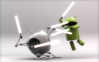 android and apple grab 90 % of smartphone marketlast year