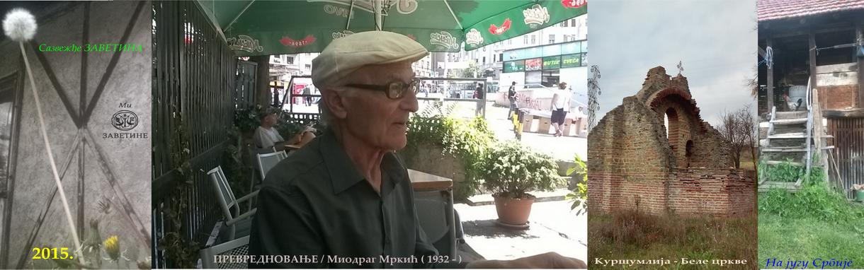 Миодраг Мркић, есејиста
