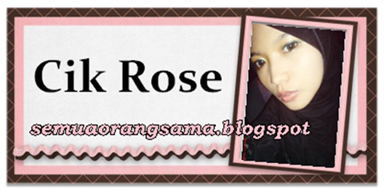 Cik Rose