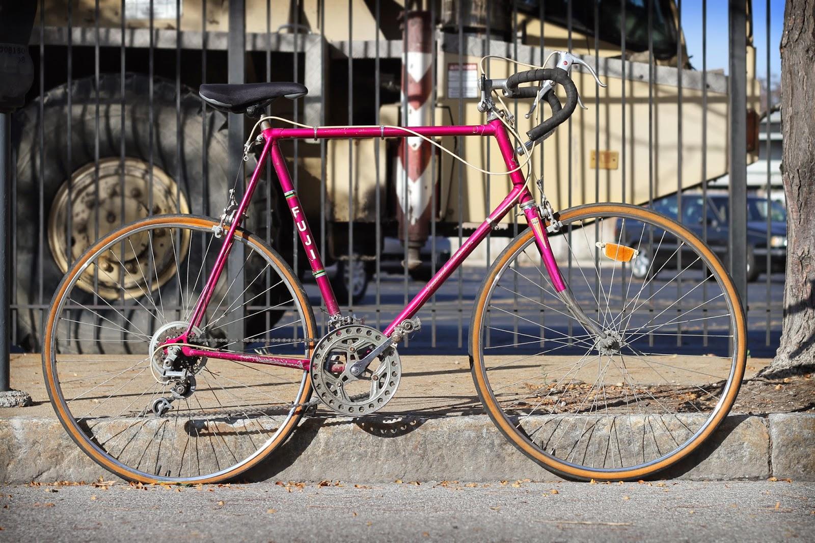 Bikes For No Reason: 1975 Fuji Special Tourer Part I