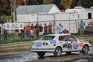 WGAR Demoltion Derby Car