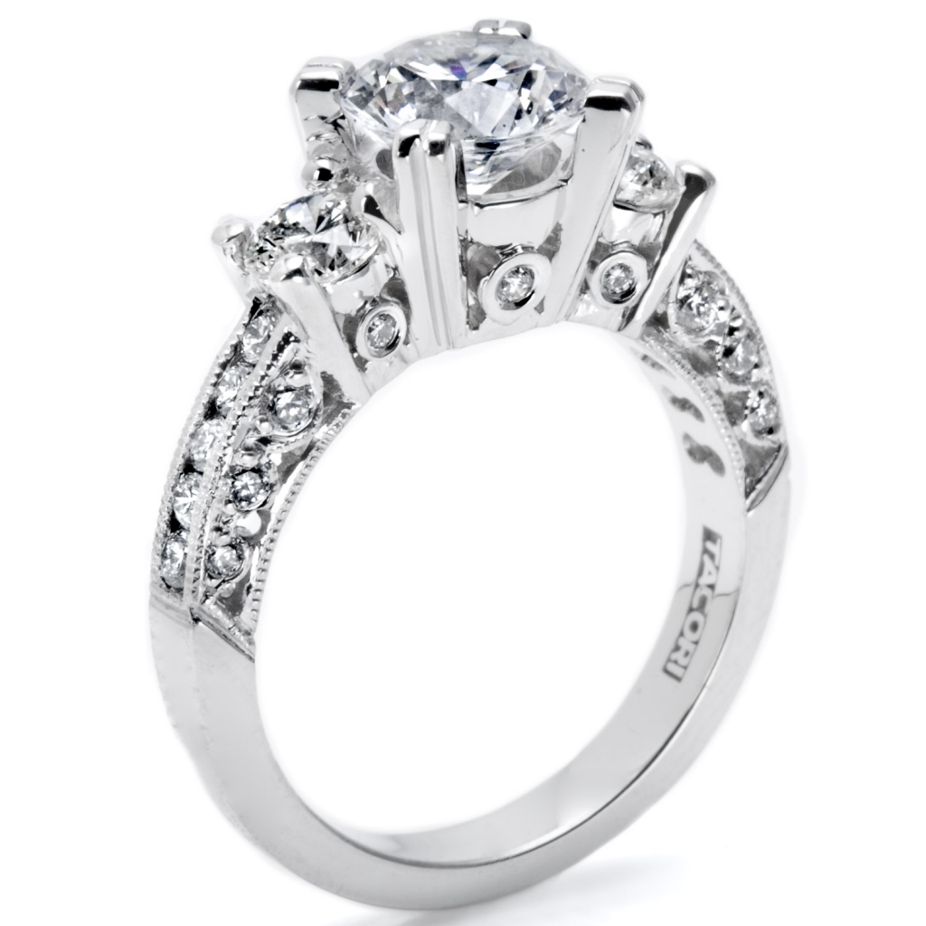 Find the alternative beside tacori rings on sale Ring Review