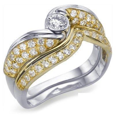 She Fashion 2012 Diamond Rings Band