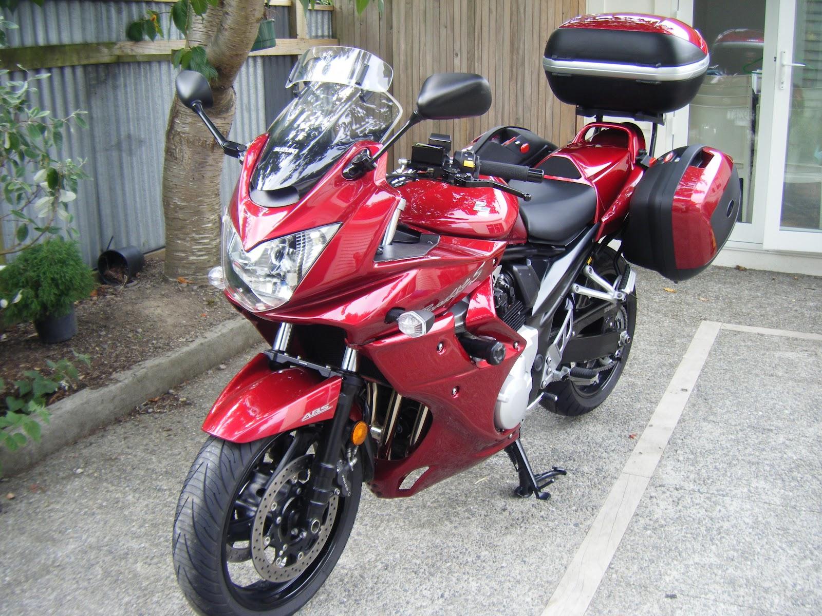Suzuki Bandit Seat