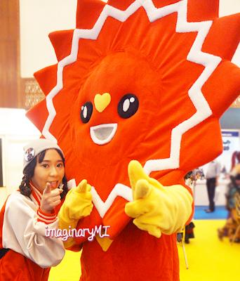 Beauty Blogger Indonesia Popcon Asia 2015