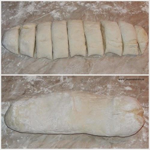 preparare aluat de paine, preparare coca de paine, cum se face aluatul de casa pentru paine, retete culinare, preparate culinare, aluaturi si cocaturi,