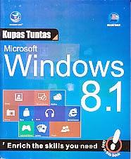 toko buku rahma: buku KUPAS TUNTAS MICROSOFT WINDOWS 8.1, pengarang madcoms, penerbit andi