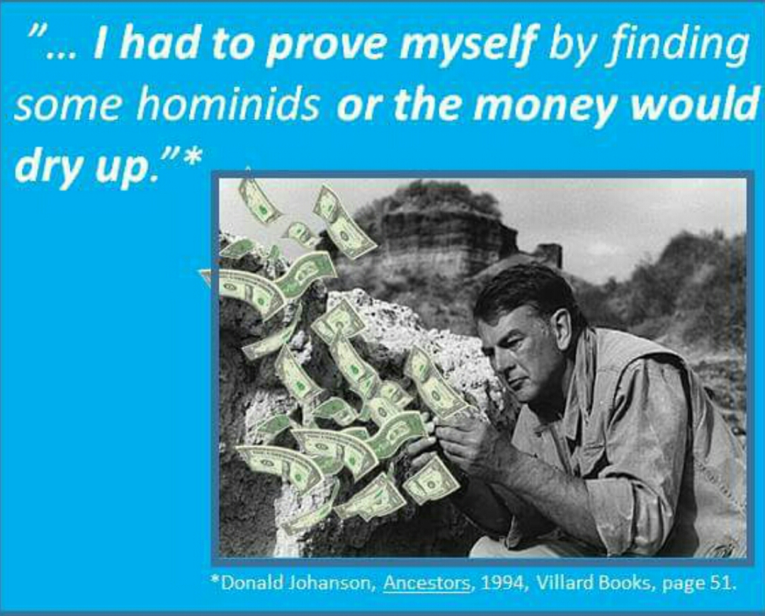 The $$$ Behind Evolution