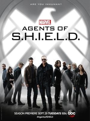Poster Agents of S.H.I.E.L.D. 2013–