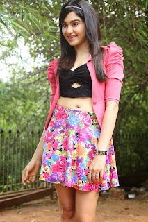 Actress Adah Sharma Pictures at Garam Movie Launch 028