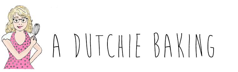 A Dutchie Baking