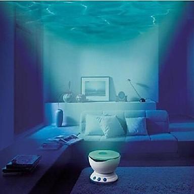 Lámpara Proyector Oceánico