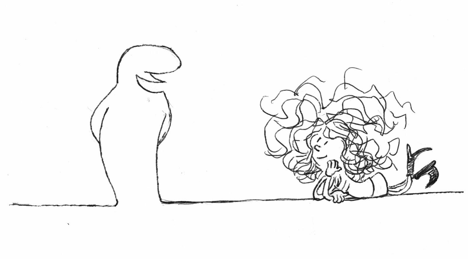 Encore un dessin de Thierry Laval