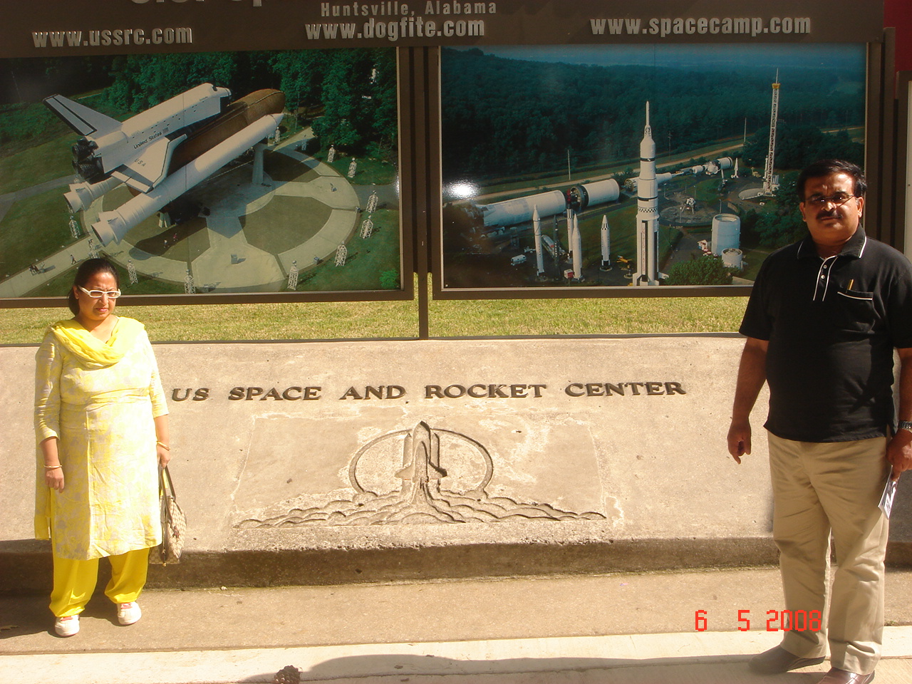 Space and Rocket Center,Huntsville