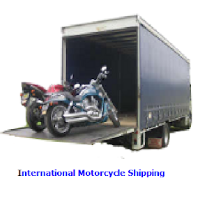 international motorcycle shipping