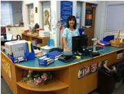Welcome to Forest Road School Library Website!