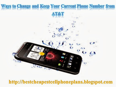 keep your current phone number