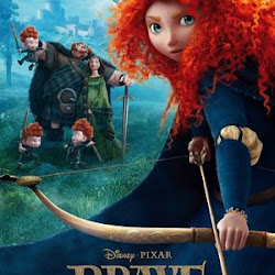 Poster Brave 2012