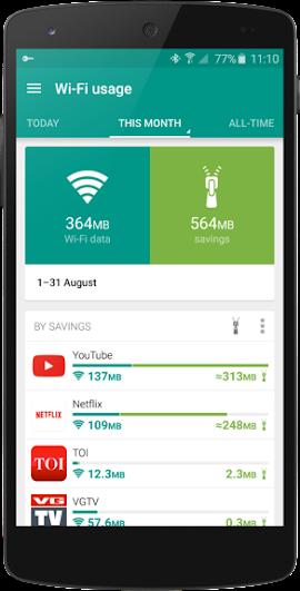 Web Browser Android Hemat Paket Data Internet