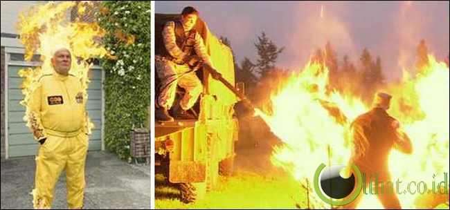 """""""Membakar"""" Diri"""