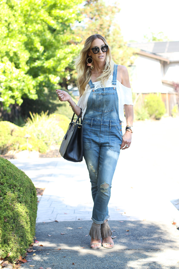 the best fitting overalls for women