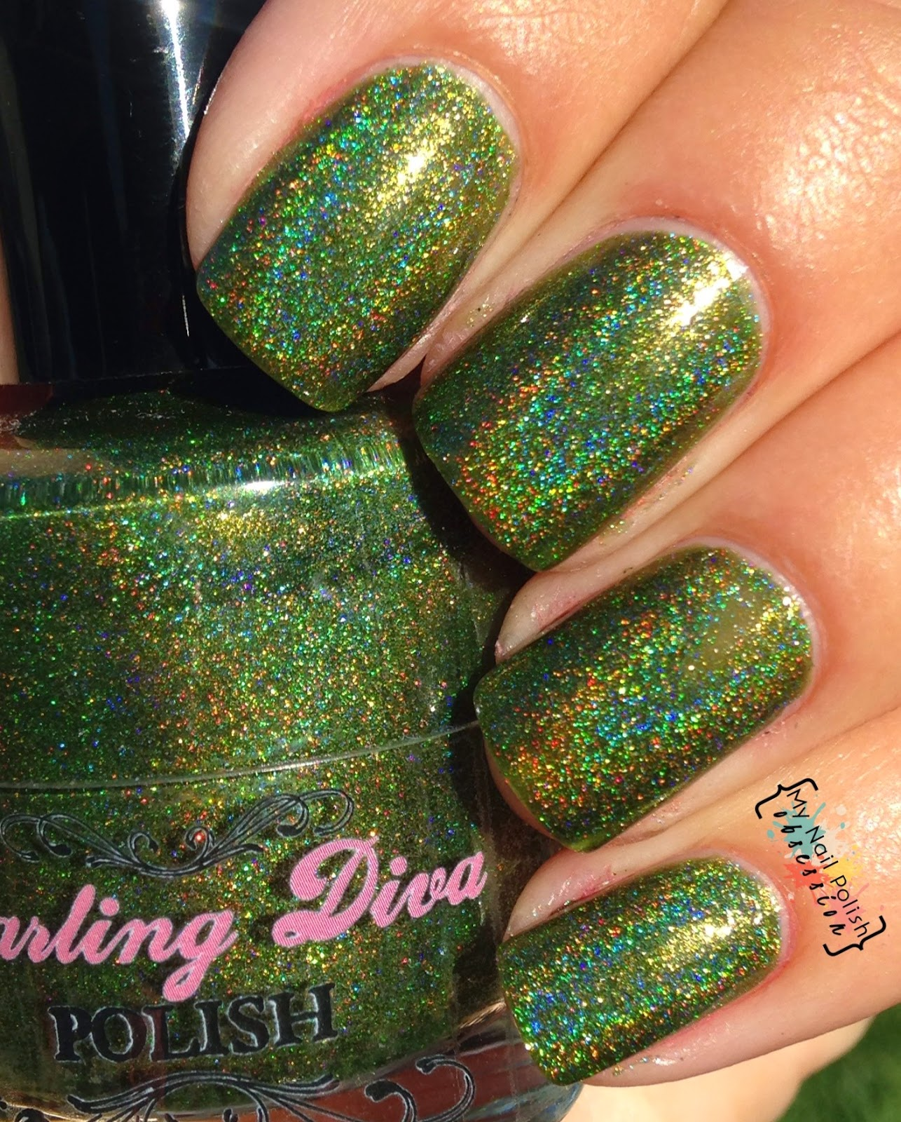 Darling Diva Polish The Shape Shifter