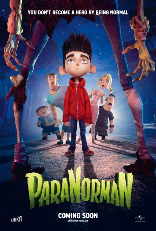 ParaNorman movie poster