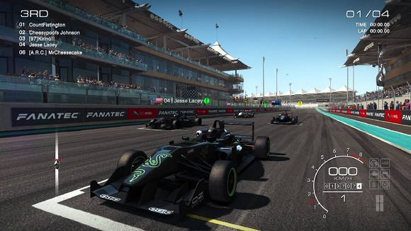 grid autosport pc game screenshot gameplay review 1 GRID Autosport RELOADED