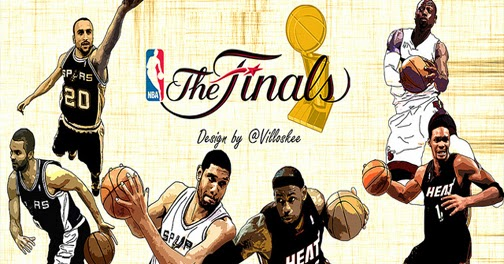 NBA FINALS LIVE STREAMING: San Antonio Spurs vs Miami Heat ...