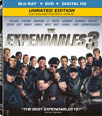 The Expendables 3 2014 720p BluRay 900mb