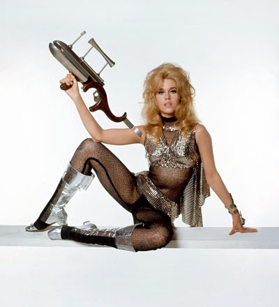 Donne più Sexy della Fantascienza