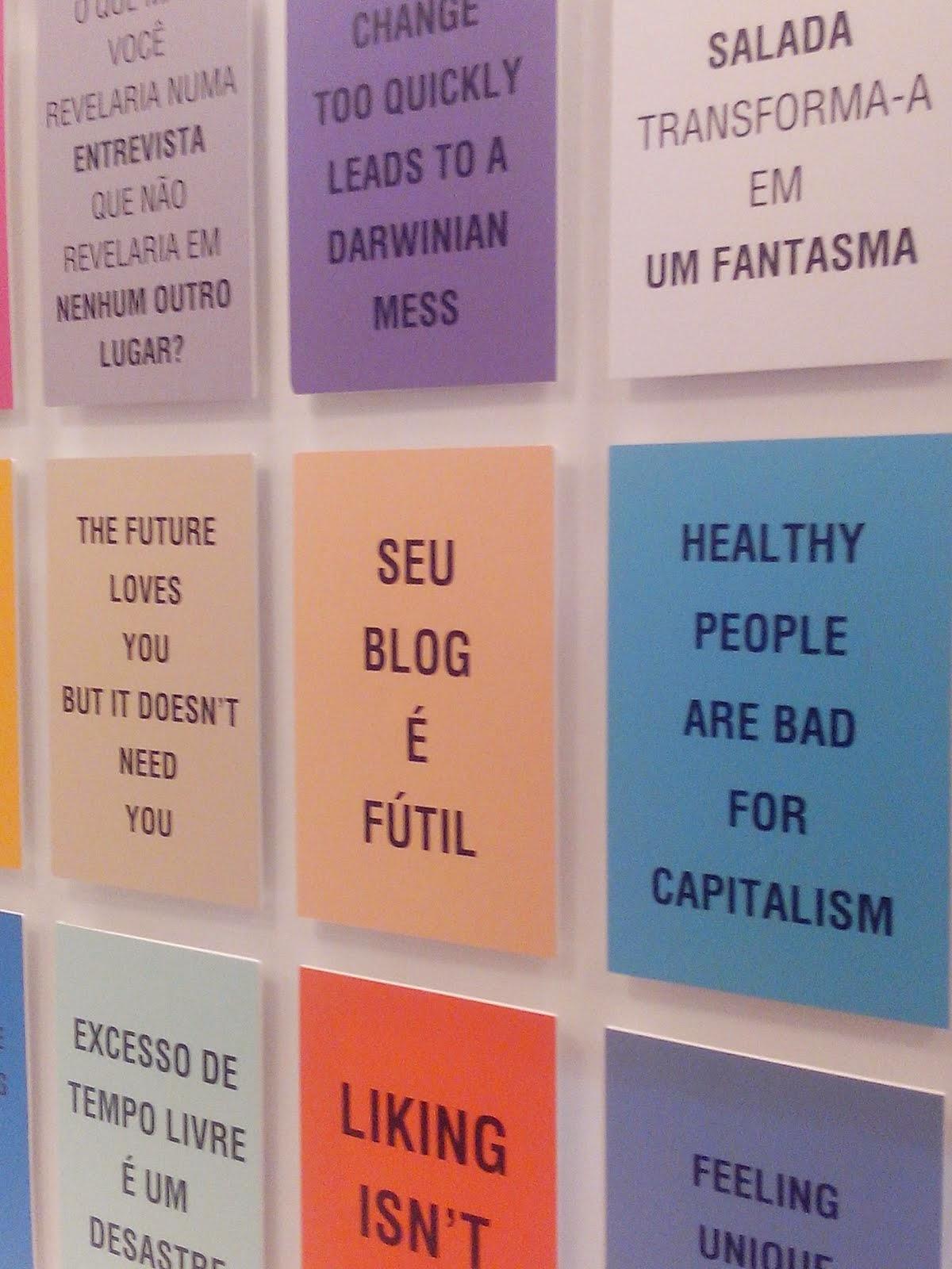 Exposição no CCBB São Paulo