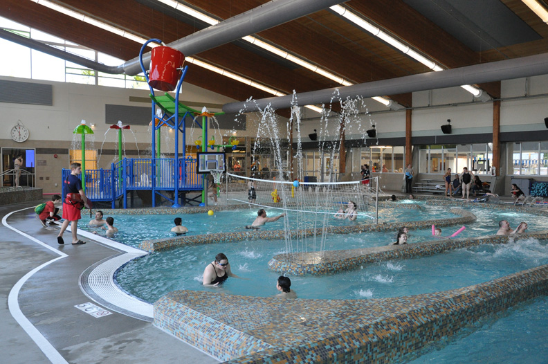 Snohomish County Family Activities Lynnwood Recreation Center Pool