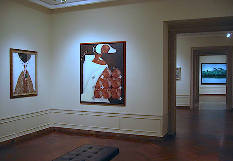 Lyman Allyn Art Museum / 2009