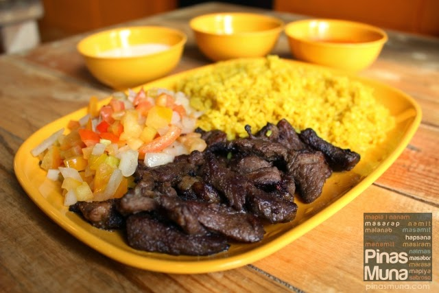 Shawarma Bros Lamb Steak Rice Plate