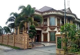 7 Rumah Termewah Di Indonesia Yang Dimiliki Selebriti