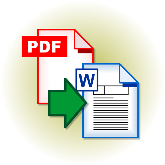Modificar un PDF con el Word